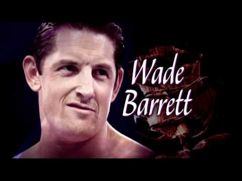 Wade Barrett 2nd WWE Titantron 2011 (End of Days) 720p