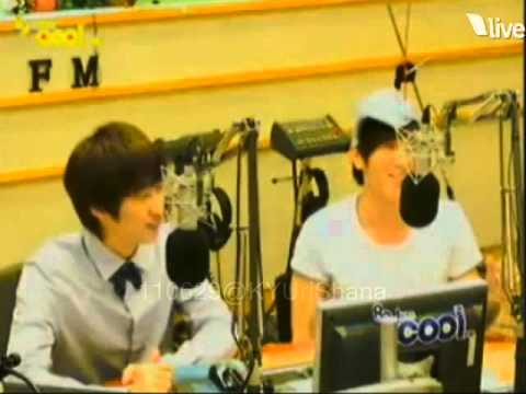 110629 SUKIRA EunTeuk pronouncing English names!