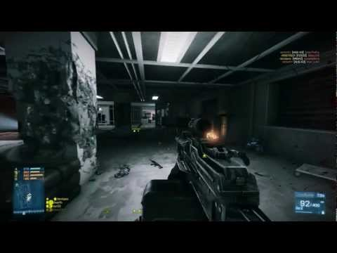 Battlefield 3: Close Quarter Squad Deathmatch - Action im Let's Play #020