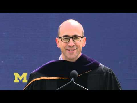 Dick Costolo at 2013 spring commencement