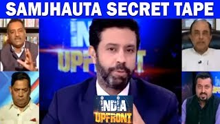 Did Congress Deliberately Cover Up The Pak Angle? | India Upfront With Rahul Shivshankar - TIMESNOWONLINE