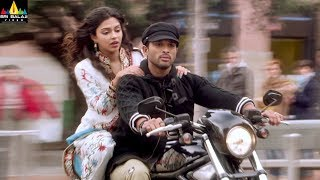 Iddarammayilatho Movie Scenes | Amala Paul with Allu Arjun | Sri Balaji Video - SRIBALAJIMOVIES