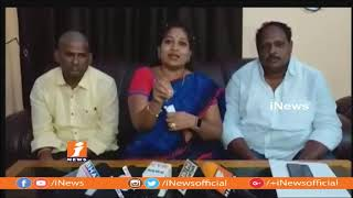 MLA Anitha Strong Counter To YCP Roja | Over YCP Celebrations For Mahakutami Defeat | iNews - INEWS