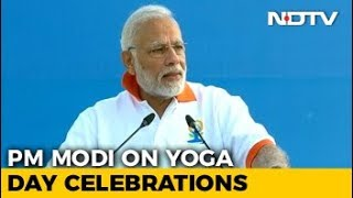 Yoga One Of The Most Powerful Unifying Forces, Says PM Modi - NDTV