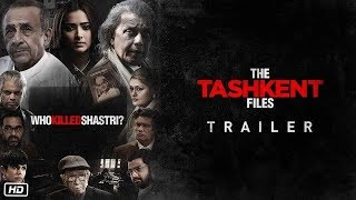 The Tashkent Files Trailer Released Update; Lal Bahadur Shastri Death Mystery, Naseeruddin Shah - ITVNEWSINDIA