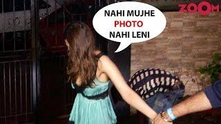 Vani Kapoor IGNORES Media Yet Again At Bhumi Pednekar's Birthday Party - ZOOMDEKHO