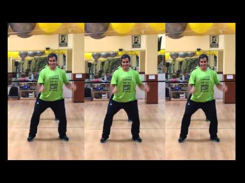 El Serrucho (Mr.Black) (Tumbao Finess & Dance)