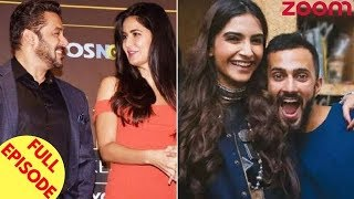 Salman & Katrina To Host 'Bigg Boss 12'? | Sonam To Move To London Post Marriage With Anand & More - ZOOMDEKHO