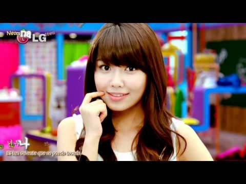 Girls Generation [SNSD]  Gee -sub español