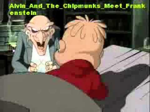 Alvin y las ardillas conocen a Frankenstein  1999