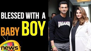 Sania Mirza and Pakistan Cricketer Shoaib Malik are Blessed with a Baby Boy | Mango News - MANGONEWS