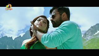 Jawaan Telugu Movie Songs | Bugganchuna Video Song | Sai Dharam Tej | Mehreen | Thaman S - MANGOVIDEOS