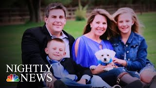 Husband Of Southwest Incident Victim Speaks Out | NBC Nightly News - NBCNEWS
