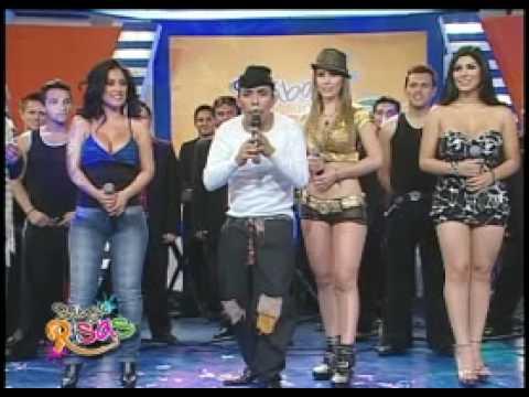 SABADO DE RISAS CON EDWIN SIERRA - 06/06/09 - BAILE DE KATY JARA 1