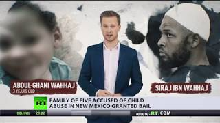 New Mexico desert camp suspects of child abuse granted bail, judge receives death threats - RUSSIATODAY