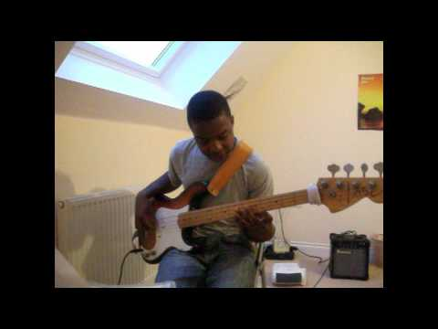 Bass Guitar Lesson 1: Pentatonic Scale -- all 5 modes