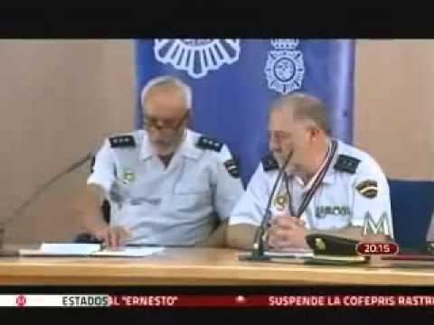 Narco en Fotos con Peña Nieto en Facebook fue Detenido en Madrid