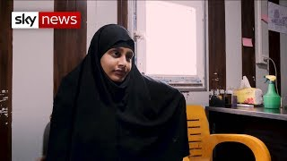 Breaking News: Shamima Begum says she was aware of IS executions - SKYNEWS