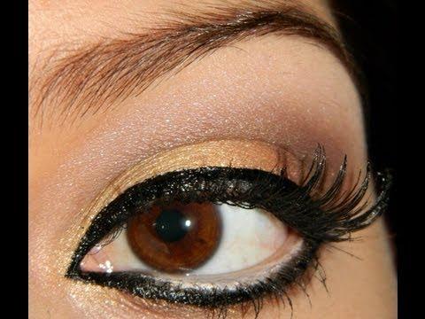 Maquiagem para peles morenas ou mulatas por Shakyra Menezes