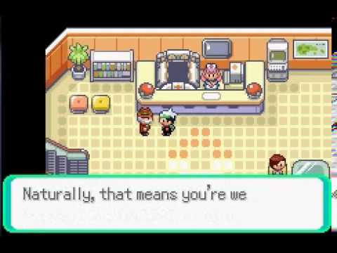 LP Pokemon Emerald Randomizer Nuz. - part 1