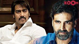 Akshay Kumar to REPLACE Ajay Devgn in 'Indian 2'? | Bollywood News - ZOOMDEKHO