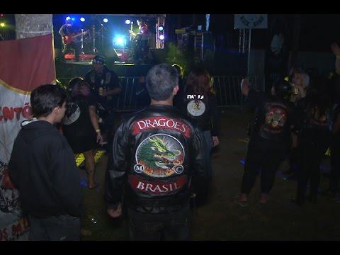 TV Costa Norte - Motoclube Dragões comemora 7º aniversário