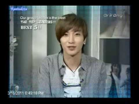 ▶ Arab sub) leeteuk is the best Kpop leader ليتوك هو أفضل قائد YouTube  Egyptian ELF