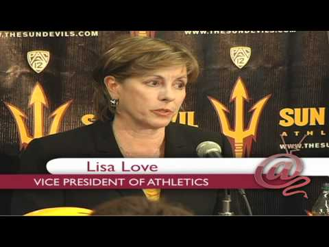 Arizona State Rebrands Athletics