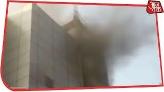 Mumbai: अस्पताल में भीषण आग, 6 महीने के बच्चे समेत 8 मौत, 150 जख्मी - AAJTAKTV