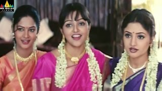 Sandade Sandadi Movie Scenes | Kota Srinivas Rao with His Daughters | Sri Balaji Video - SRIBALAJIMOVIES