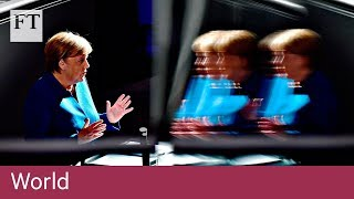 Merkel's no-deal Brexit warning amid contingency planning - FINANCIALTIMESVIDEOS