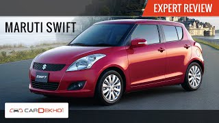 2014 Maruti Suzuki Swift | Video Review India