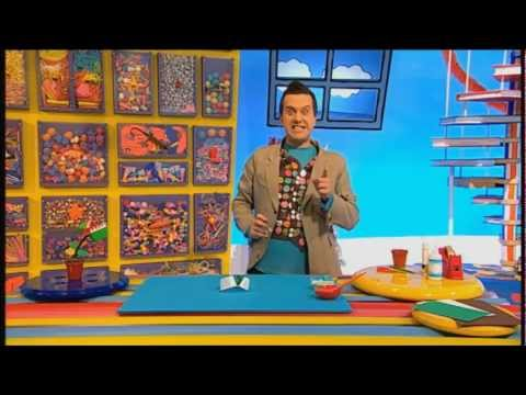 Mister Maker: How to Make a Super Snappy Jungle Plant