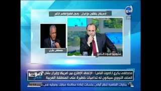 بالفيديو.. بكري يطالب العرب بامتلاك سلاح ردع نووي
