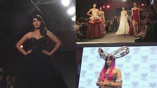 video: बॉलीवुड अभिनेत्रियों के रैंप पर जलवे