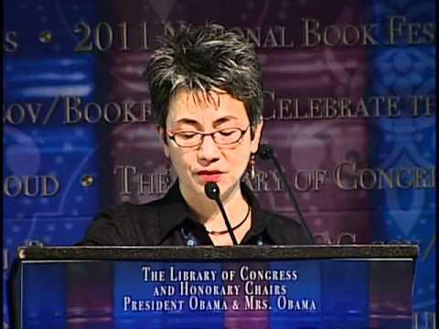 Kimiko Hahn: 2011 National Book Festival