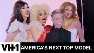 Katya, Manila & Valentina Teach the Models How to Be Queens | America's Next Top Model - VH1
