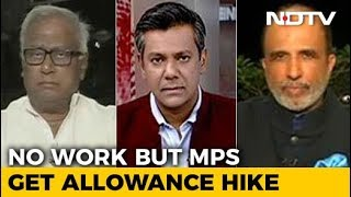MPs Get Allowance Hike: Do They Deserve It? - NDTV