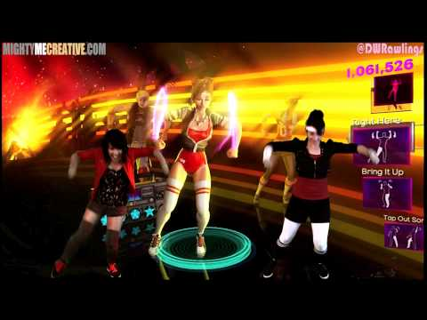 Dance Central 2 - Club Can't Handle Me - MMC & DW COLLAB SERIES - Hard 100%