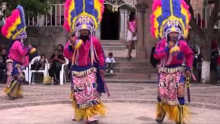 Fiestas patronales en El Chiquihuite (Susticacán, Zacatecas)