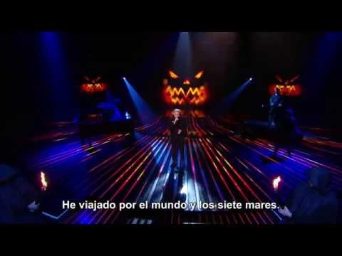 4° show en vivo de James Arthur - The X Factor UK 2012 (Subtitulado al español) (Live week 4) HD