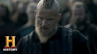 Vikings: There Is Going To Be A War - Teaser Trailer | Season 5 Premieres Nov. 29 | History - HISTORYCHANNEL