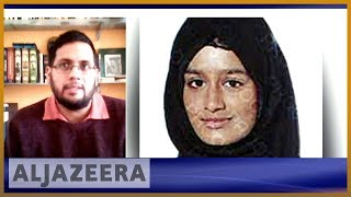 🇬🇧 Analysis: Will the plan to revoke Shamima Begum's UK citizenship succeed? | Al Jazeera English - ALJAZEERAENGLISH