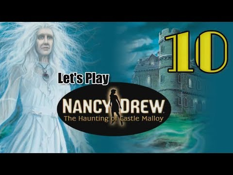 Nancy Drew 19: Haunting of Castle Malloy [10] w/YourGibs - SHEARING SHEEP FOR DAYS