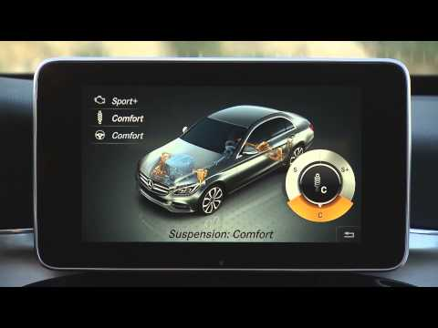 Mercedes-Benz C 220 BlueTec design diamond white bright - Interior Design | AutoMotoTV