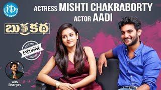 Burrakatha Team Exclusive Interview | Aadi | Mishti Chakraborty |Talking Movies With iDream - IDREAMMOVIES