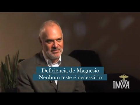 Deficiência de Magnésio: Nenhum teste é necessário - Mark Sircus, Ac, OMD, DM (P)