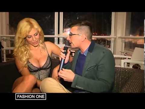 FASHION ONE // Marco Rollo Intervista Paola Caruso – la BONAS di Avanti Un Altro 1