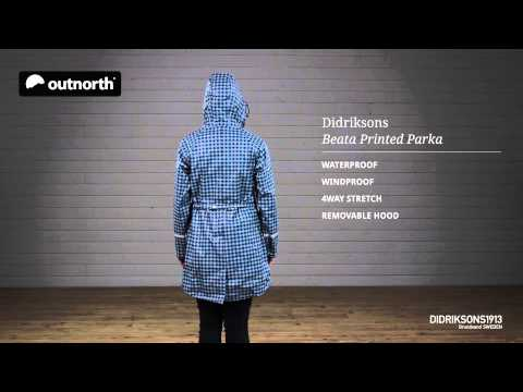 Youtube - Beata Printed Parka