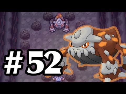 Let s Play Pokemon Platinum Part 52 HEATRAN